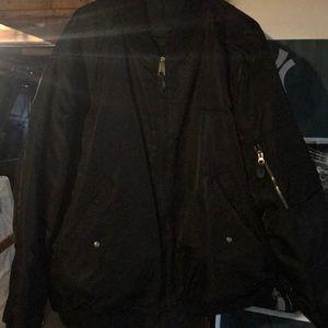 Men's reversible Sean John bomber jacket. Size 2XL